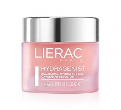 lierac hydragenist balm oxygenating replumping