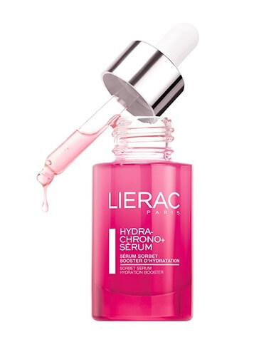 lierac serum hydra chrono