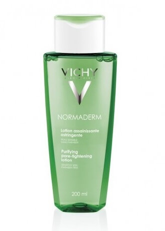 normaderm purifying pore tightening lotion