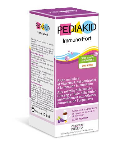 Pediakid Immuno Fort сироп для детей